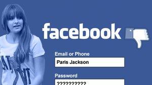 Paris Jackson -- Facebook Has Destroyed Her