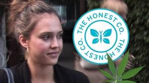 Jessica Alba's Honest Company Sues Hemp Product Company, Honest Herbal, for Infringement