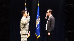 Hugh Hefner's Son Cooper Quits Media Company and Enlists Air Force