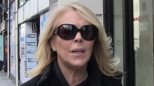 Dina Lohan Fell on Her Face During DWI Arrest, Cops Say