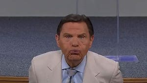 Pastor Kenneth Copeland Claims He Can Blow Coronavirus Away