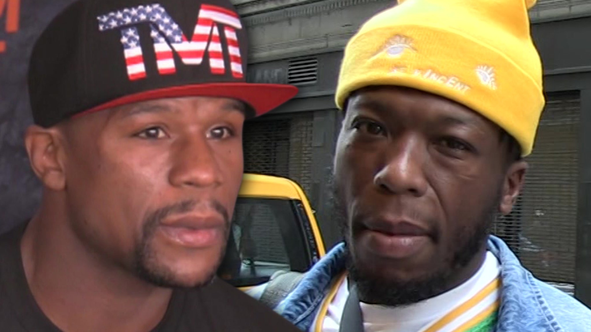 Floyd Mayweather To Black Athletes, Stop Mocking Nate ...Kyrie Irving Talk To Pawns