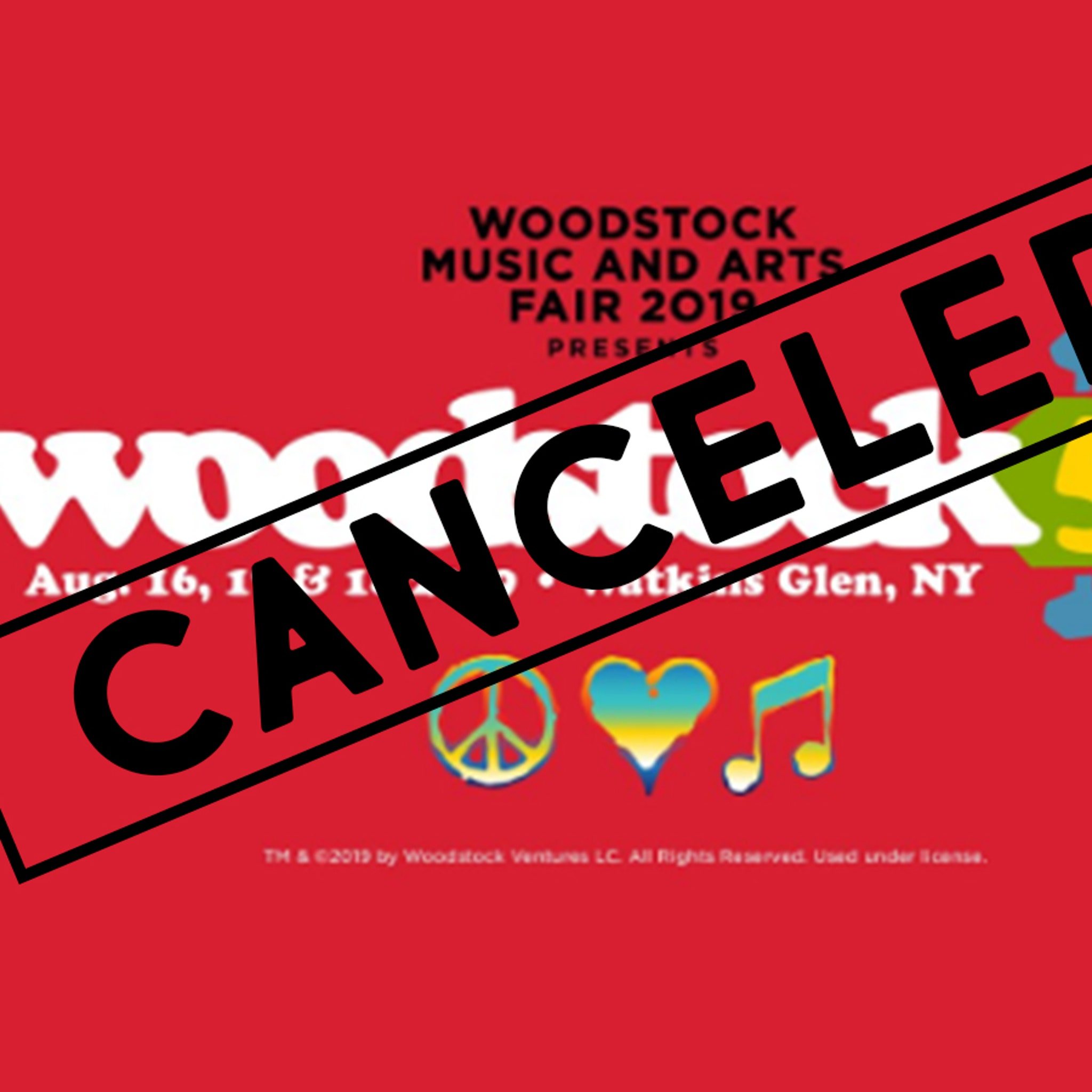 Woodstock 50 Investors Pull Funding, Promoter Looking For New Partners