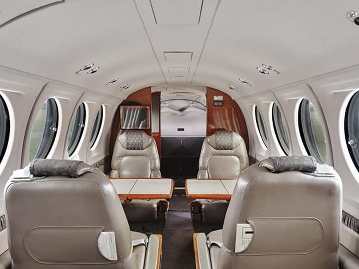 Private Jets For Charter -- Flying In Style