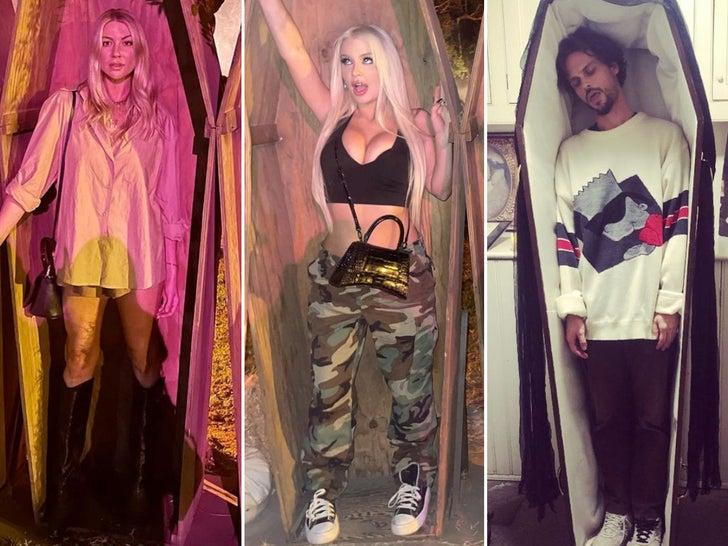 Celebrities In Coffins -- Drop-Dead Gorgeous!