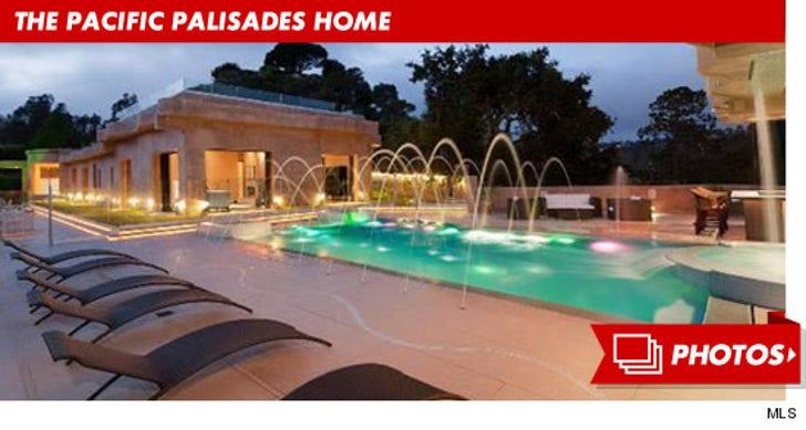 Rihanna's $12 Million Mansion