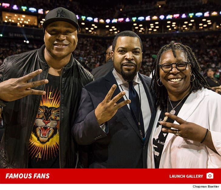 Famous Big3 Fans