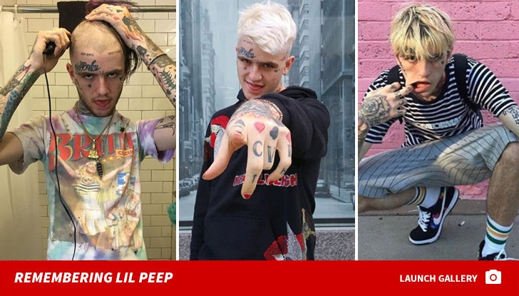 Remembering Lil Peep