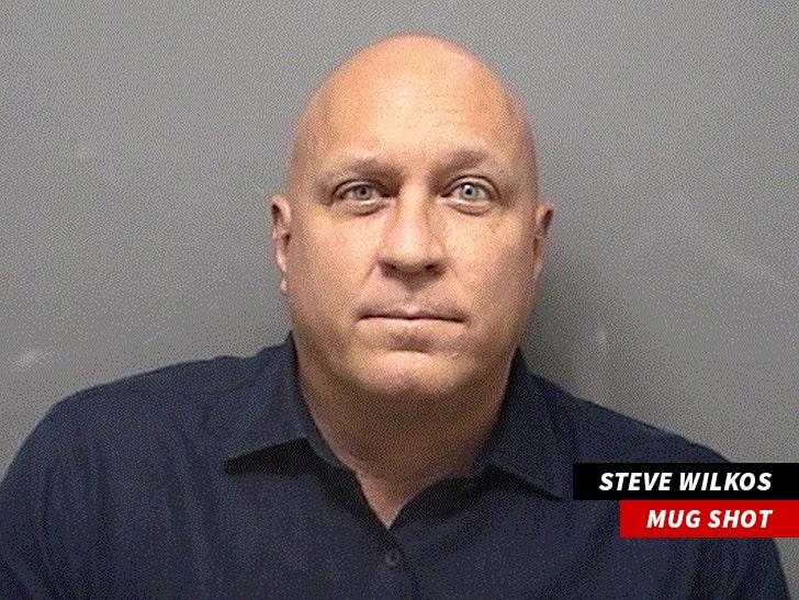 Steve Wilkos Dodges Jail In DUI Case