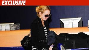 Lindsay Lohan -- Homeward Bound