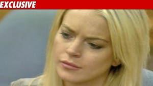 Lindsay Lohan's Water Crisis