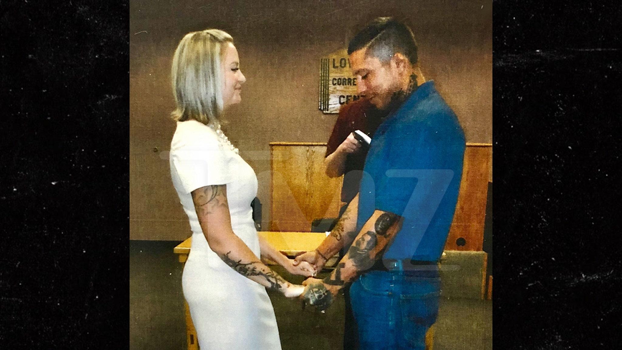 Wedding Prison From Photos Ceremony War Machine