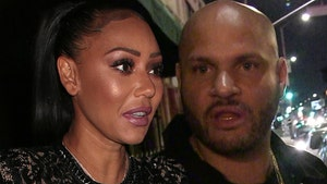 Mel B Blocked from Taking Daughter Home to UK for Christmas