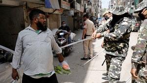Coronavirus Lockdown Violators in India Violently Punished by Police