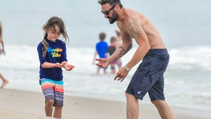 Brian Austin Green Hits Beach With Kids After Split From Tina Louise
