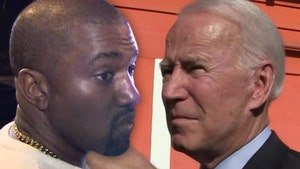 Kanye Tapped as VP for American Independent Party to Hurt Joe Biden