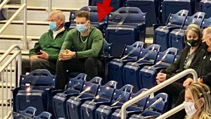 Joe Burrow Hits Up March Madness To Watch Ohio Bobcats, Good Luck Charm?