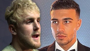 Jake Paul Calls Out Tommy Fury Over Fight Offer, Fury Fires Back