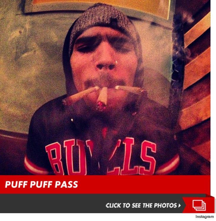 Chris Brown's Amsterdam Adventures