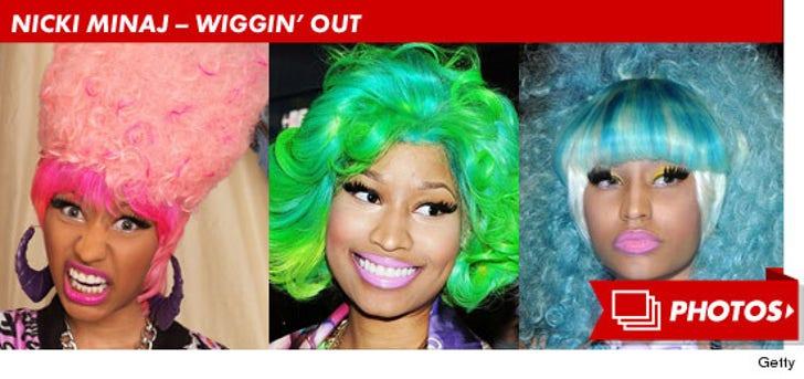 Nicki Minaj -- Wiggin' Out!