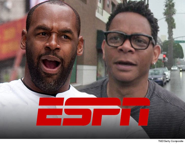 Donovan McNabb Fired By ESPN After Sexual Harassment