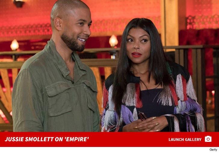 Jussie Smollett on 'Empire'