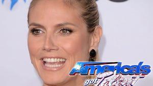 Heidi Klum -- I'm Gonna Be a Judge on 'America's Got Talent'