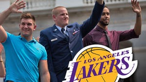 Kobe Bryant -- Rolling Out Purple & Gold Carpet for Terror Train Heroes