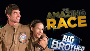 'The Amazing Race' to Film All 'Big Brother' Edition After Cody and Jessica's Win