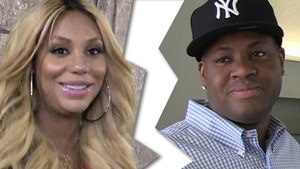 Tamar Braxton is Officially Single
