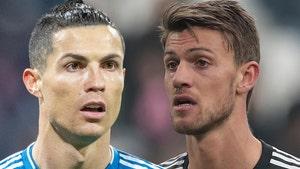 Cristiano Ronaldo Quarantined After Teammate Tests Positive For Coronavirus