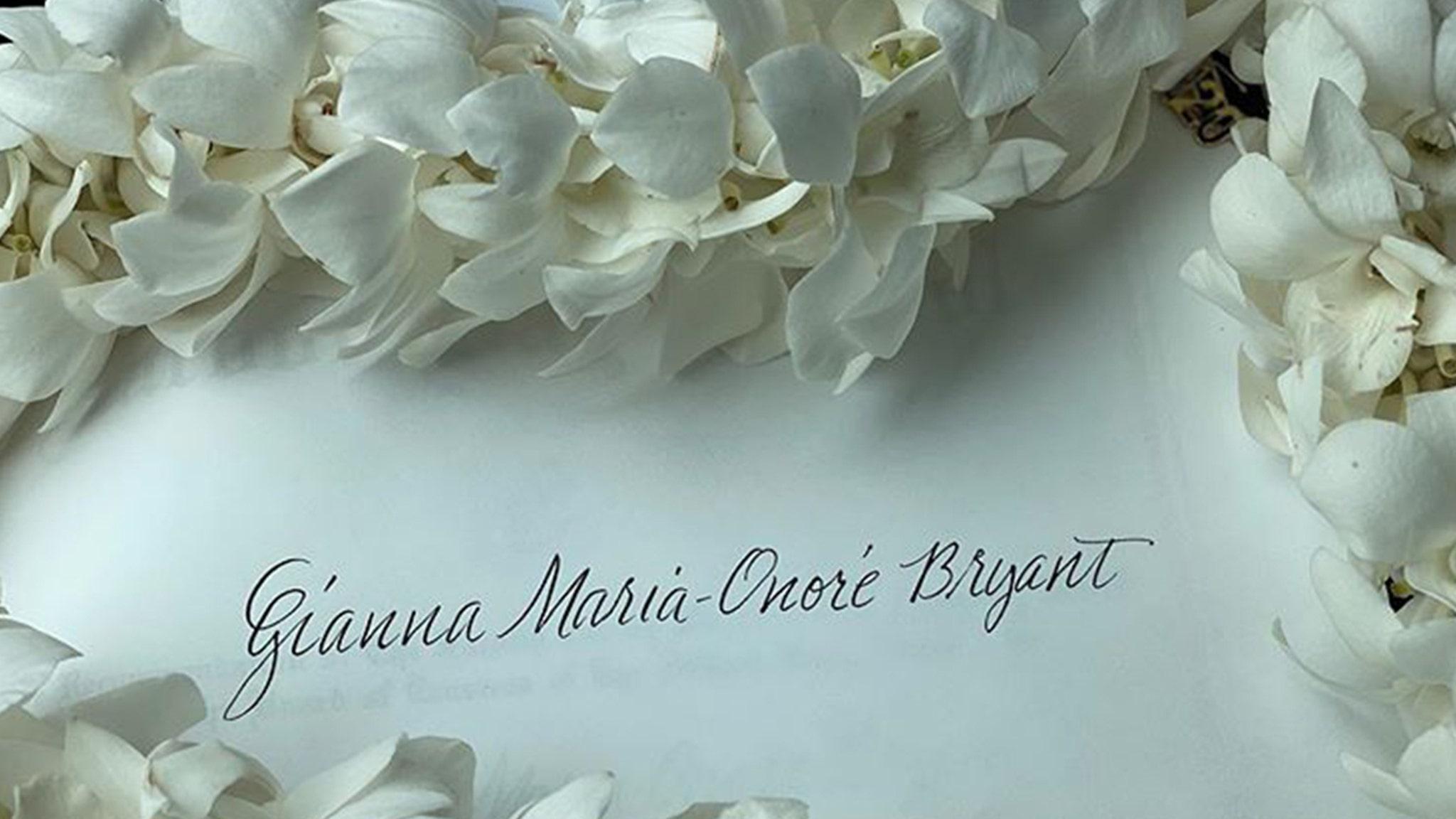 Vanessa Bryant Congratulates Gigi On 8th Grade Graduation, 'So Proud Of You'