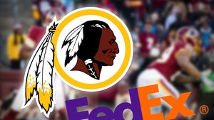 FedEx Reportedly Threatens To Remove Signage At Stadium If Redskins Don't Change Name