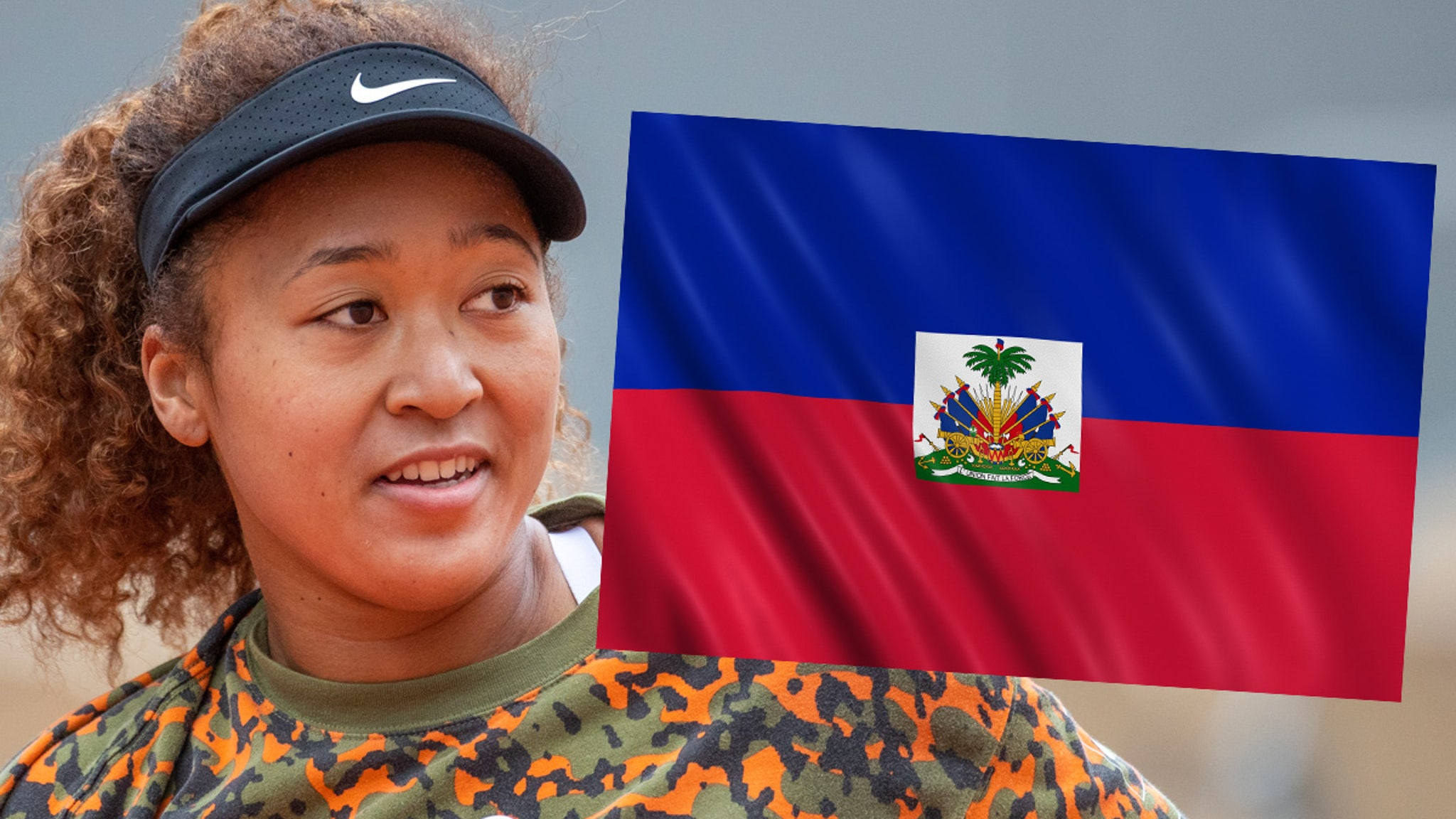 Naomi Osaka Donating Prize Money to Haiti's Relief Effort after Earthquake thumbnail