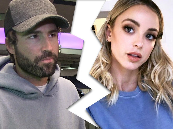 Brody Jenner and Kaitlynn Carter split, marriage was never legal