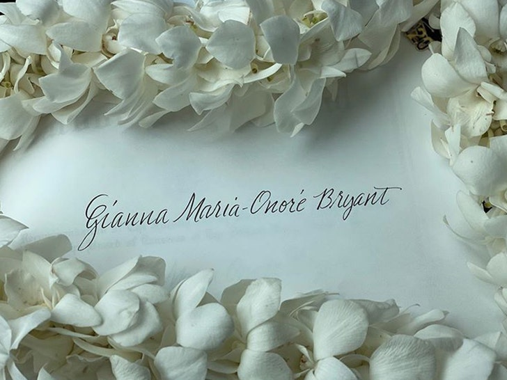 Vanessa Bryant Congratulates Gigi On 8th Grade Graduation, 'So ...