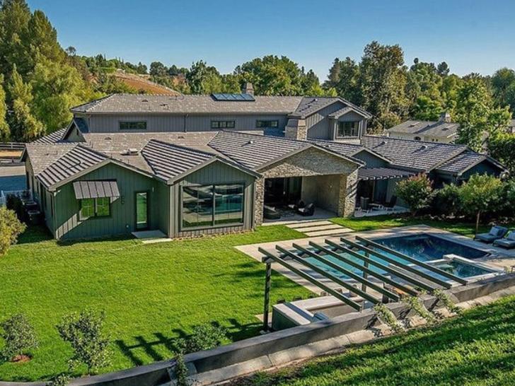 Kris Jenner's Hidden Hills House