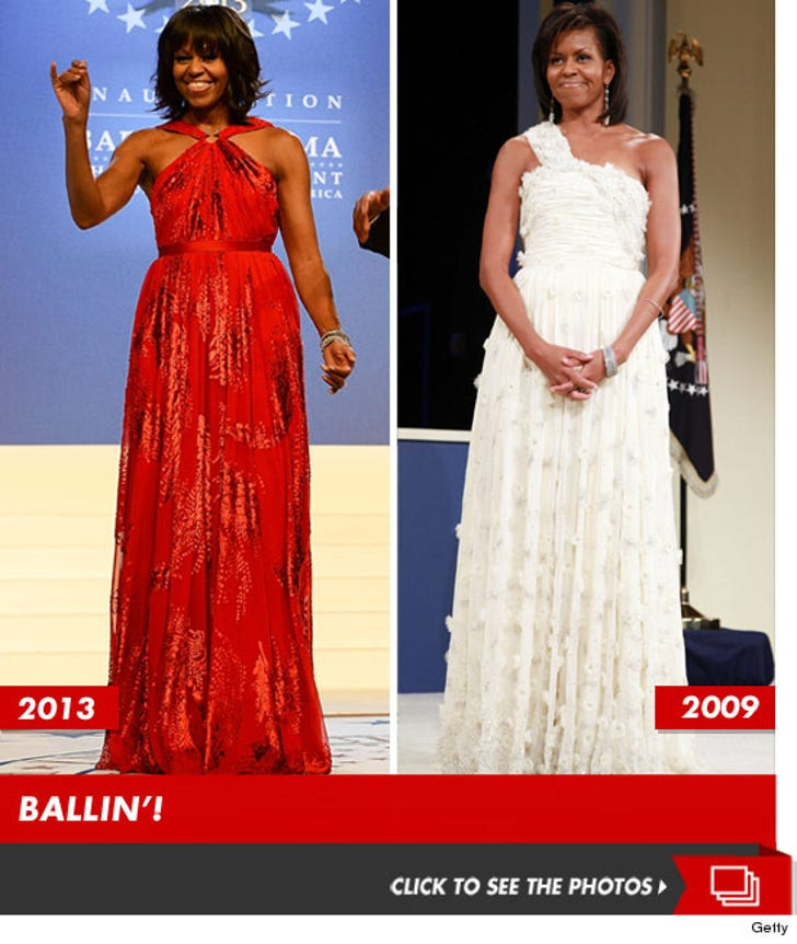 Barack and Michelle Obama -- Ballin'!