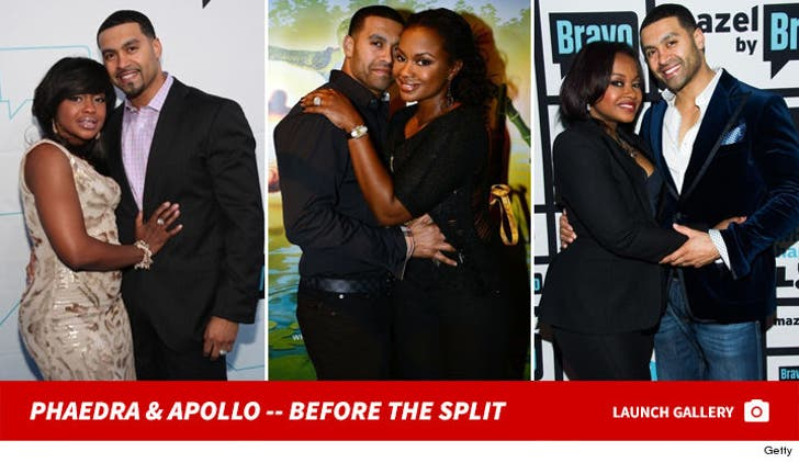Phaedra Parks & Apollo Nida -- Before the Split