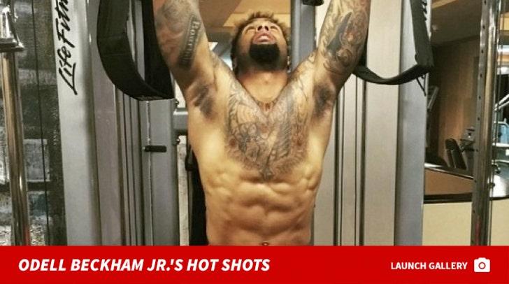 Odell Beckham Jr.'s Hot Shots
