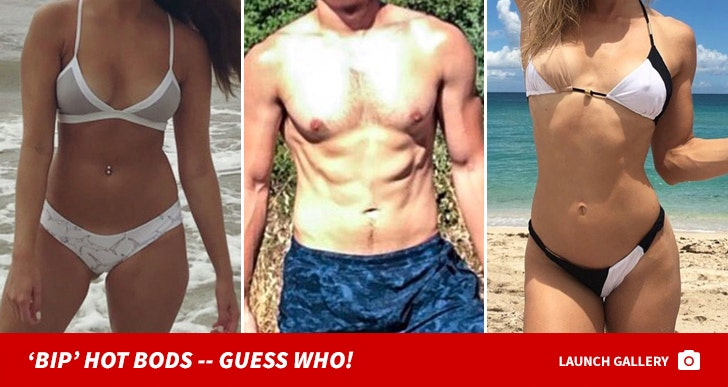 'Bachelor In Paradise' Season 5 Cast Hot Shots -- Guess Who!