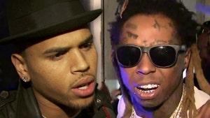 Chris Brown and Lil Wayne Targets in Federal Drug Case (PHOTO)