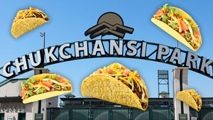 Man Sues Baseball Team After Dad Dies During Taco Eating Contest