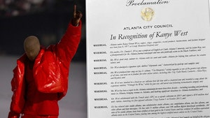 Kanye West Gets His Own Day in Atlanta, Tribute to His Mom from Morris Brown College