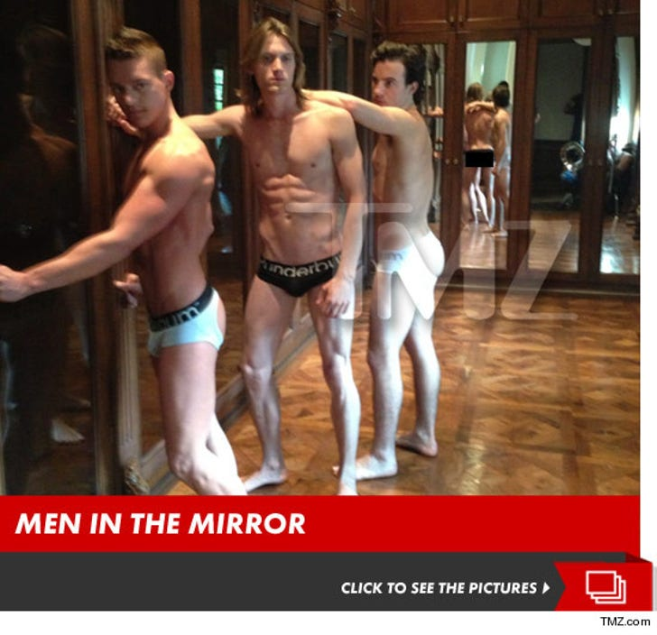 Hot Naked Men Found in Michael Jackson Death House