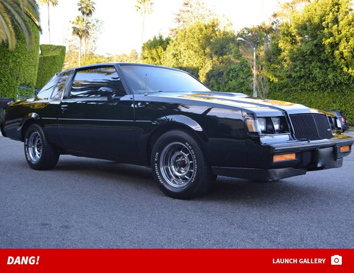 David Spade's Buick Grand National -- For $ale!