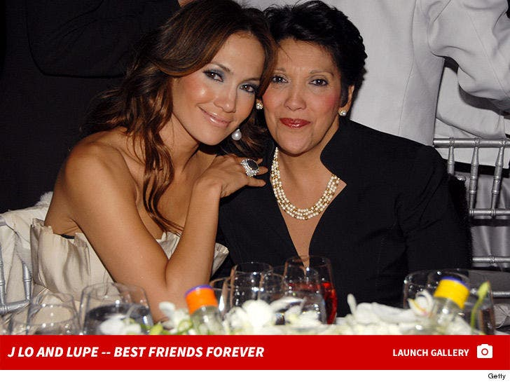 J Lo and Lupe -- Best Friends Forever