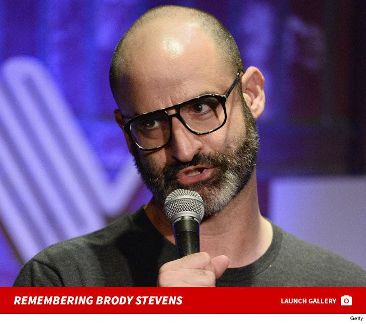 Remembering Brody Stevens