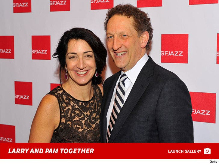Larry And Pam Baer Together