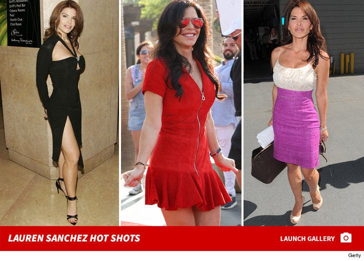 Lauren Sanchez Hot Shots